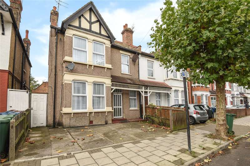 4 Bedrooms Semi Detached House for sale in Greenhill Road, Harrow, Middlesex, HA1