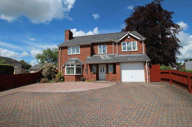 4 Bedrooms Detached House for sale in AYLESTONE HILL