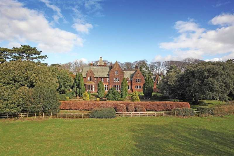 8 Bedrooms Detached House for sale in Nr Neston, Cheshire, CH64
