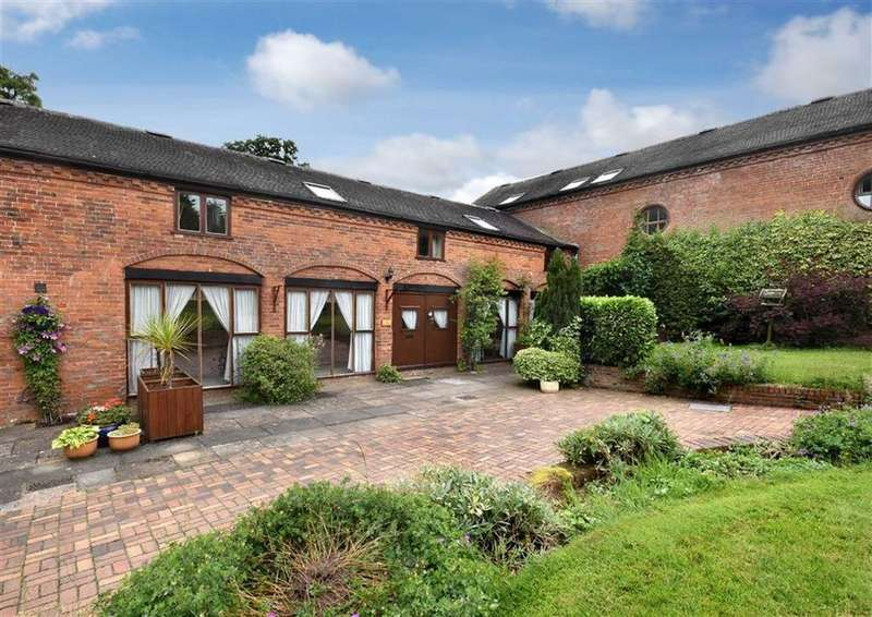 4 Bedrooms Barn Conversion Character Property for sale in The Ice House, Gatacre, Claverley, Wolverhampton, Shropshire, WV5