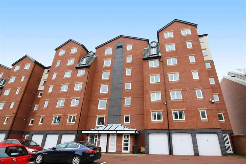 2 Bedrooms Flat for sale in Dolphin Quay, North Shields