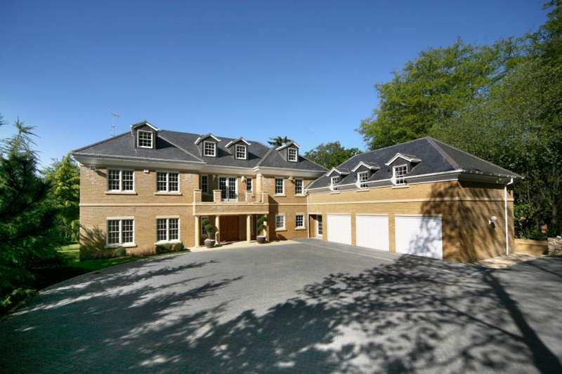 7 Bedrooms House for rent in Callow Hill Virginia Water Surrey GU25 4LD