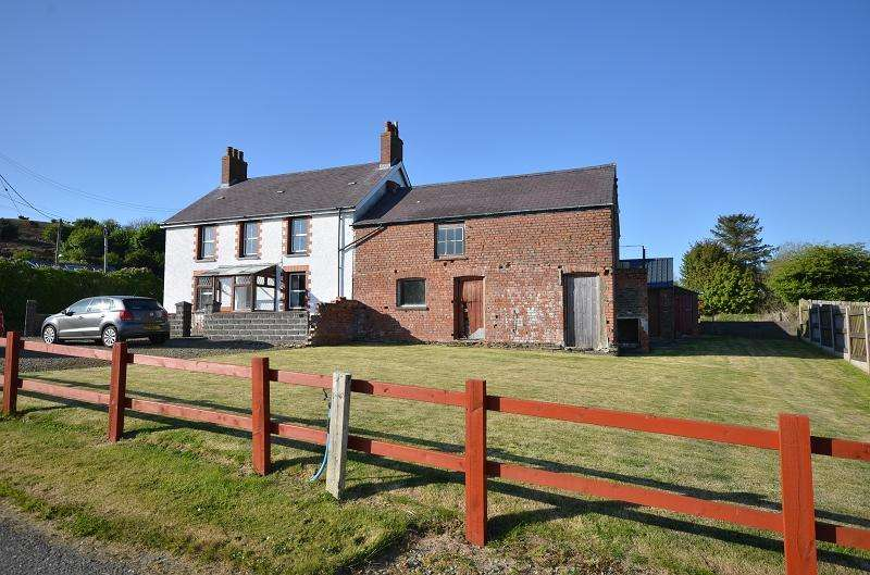 3 Bedrooms Land Commercial for sale in Glenmore , Penparc, Cardigan, Ceredigion. SA43
