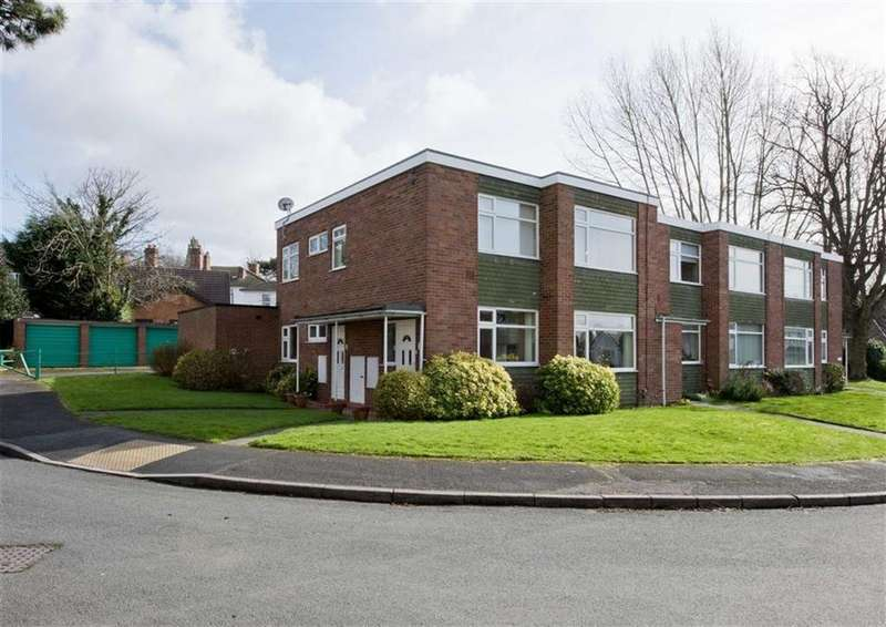 2 Bedrooms Apartment Flat for sale in 49, Shenstone Court, Off Coalway Road, Wolverhampton, West Midlands, WV3