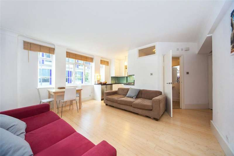 1 Bedroom Apartment Flat for sale in Red Lion Street, London, WC1R