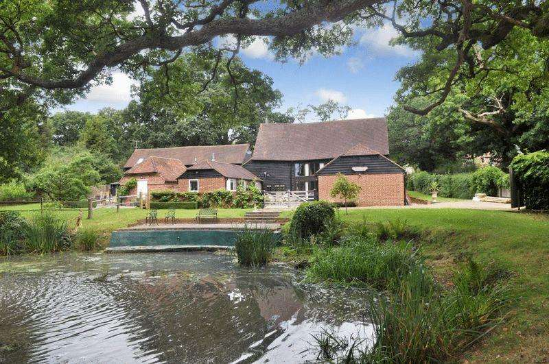 6 Bedrooms Equestrian Facility Character Property for sale in Rudgwick, West Sussex