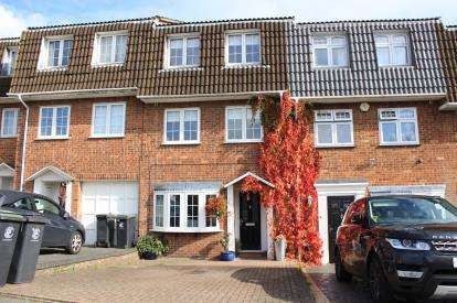 4 Bedrooms Terraced House for sale in Chigwell, Essex