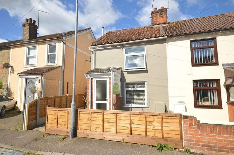 2 Bedrooms End Of Terrace House for sale in California Road, Mistley, Manningtree, CO11 1JE