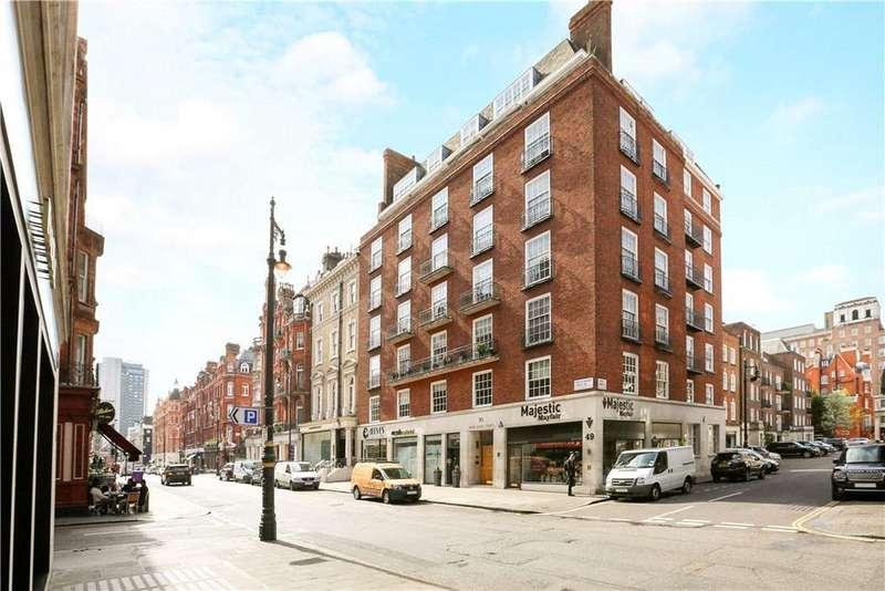 1 Bedroom Flat for sale in South Audley Street, Mayfair, London, W1K