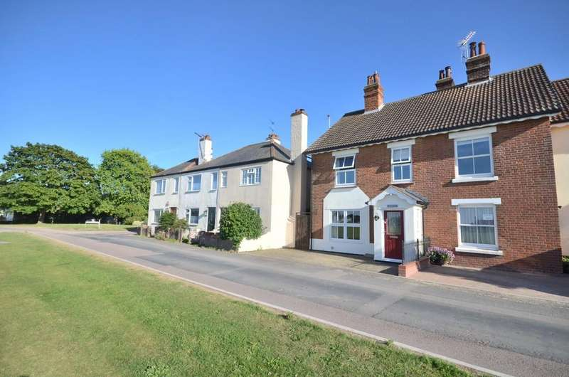 2 Bedrooms Semi Detached House for sale in Great Bentley, Colchester, CO7 8LY