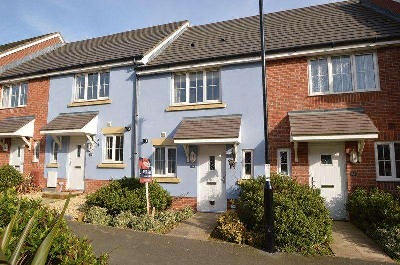 2 Bedrooms Terraced House for sale in East Cowes, PO32 6GT