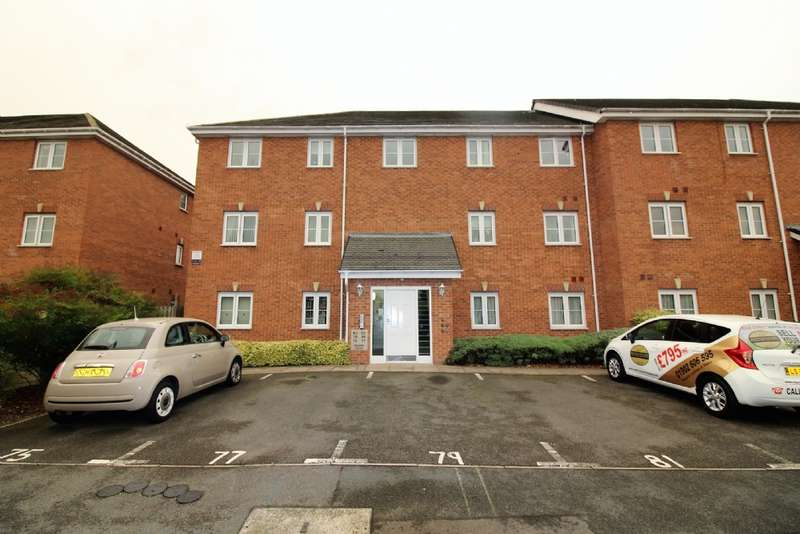 2 Bedrooms Flat for sale in Squires Grove, New Invention