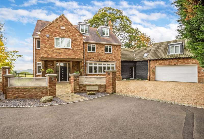 6 Bedrooms Detached House for sale in Kings Chase, Orchard Road, Pulloxhill