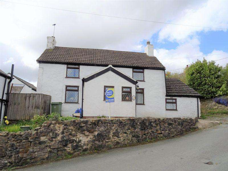3 Bedrooms Detached House for sale in Wesley Road, Wrexham