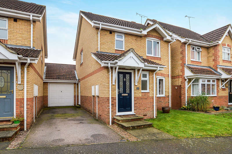 3 Bedrooms Detached House for sale in Wilson Close, Willesborough, Ashford, TN24