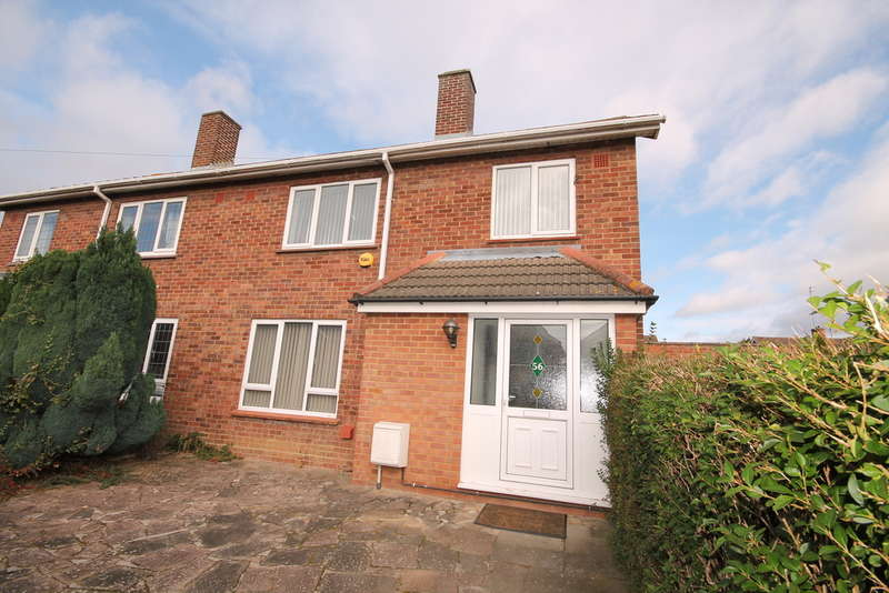3 Bedrooms Semi Detached House for sale in 56 The Boundary, Goldington, MK41