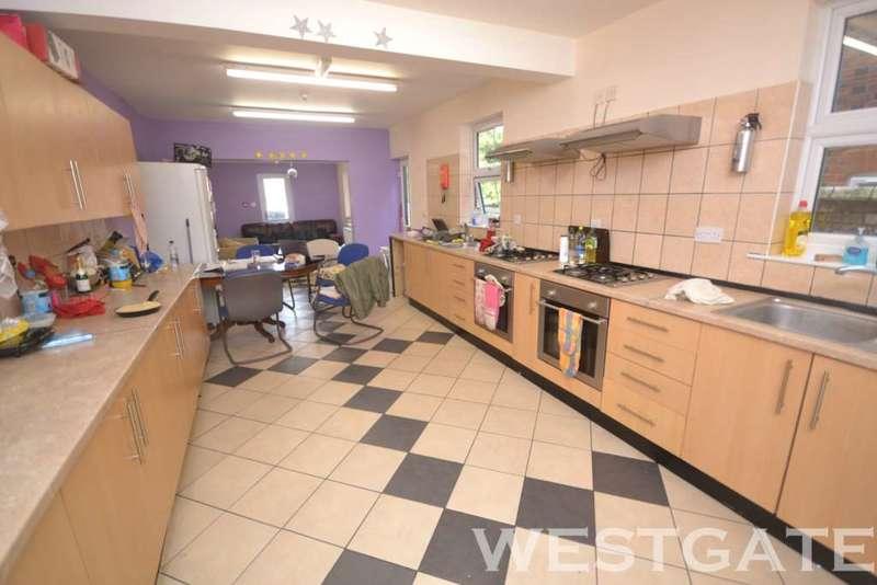 9 Bedrooms Terraced House for rent in Upper Redlands Road, Reading