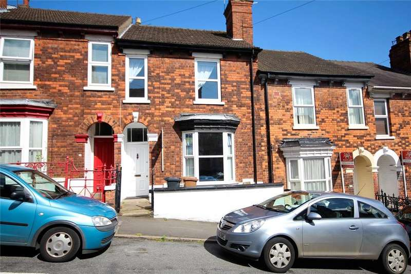 4 Bedrooms Terraced House for sale in Vine Street, Lincoln, LN2