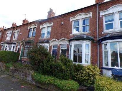 2 Bedrooms Terraced House for sale in War Lane, Harborne, Birmingham, West Midlands