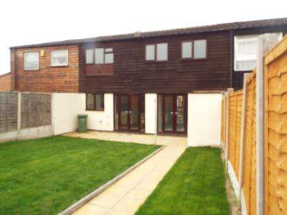 3 Bedrooms Terraced House for sale in Truro Walk, Chelmsley Wood, North Solihull, West Midlands