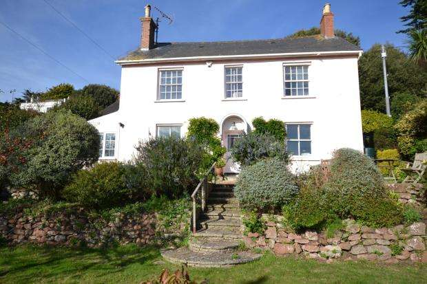 4 Bedrooms Detached House for sale in East Terrace, Budleigh Salterton, Devon