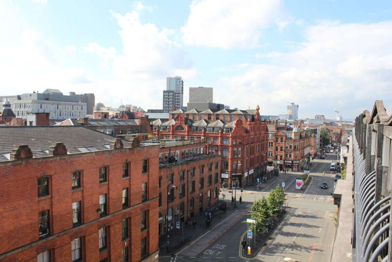3 Bedrooms Flat for sale in The Bradley, 23-25 Hilton Street, Manchester