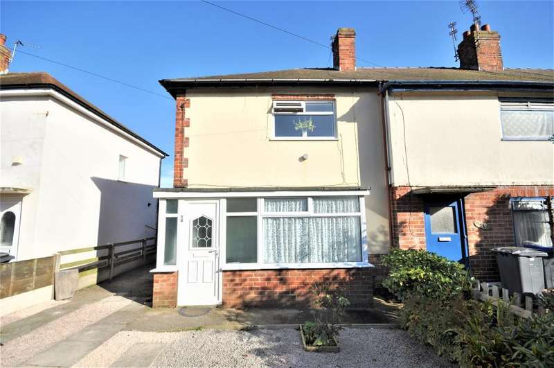2 Bedrooms Semi Detached House for sale in Warley Road, Bispham, Blackpool, Lancashire, FY2 0ST