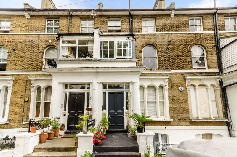 1 Bedroom Maisonette Flat for sale in Seymour Terrace, Penge, SE20