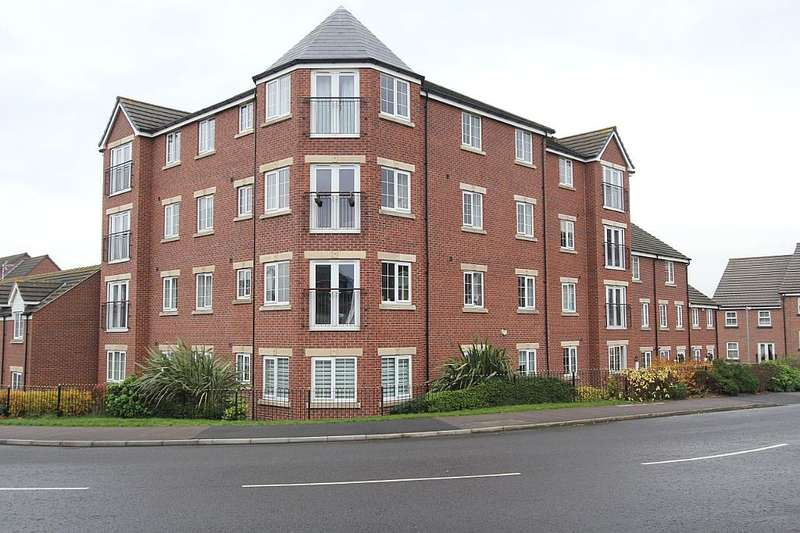 2 Bedrooms Ground Flat for sale in New Forest Way, Leeds, West Yorkshire, LS10 4GH