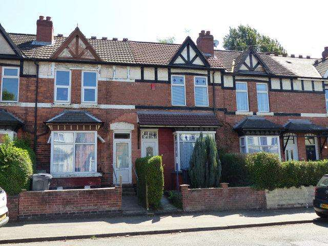 3 Bedrooms Terraced House for sale in Gravelly Lane,Erdington,Birmingham