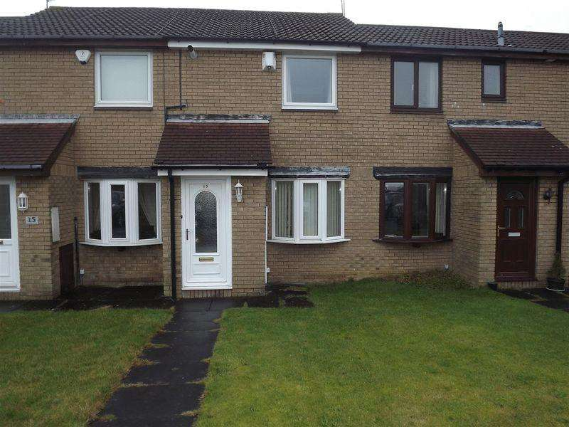 2 Bedrooms Terraced House for sale in Humsford Grove, Cramlington