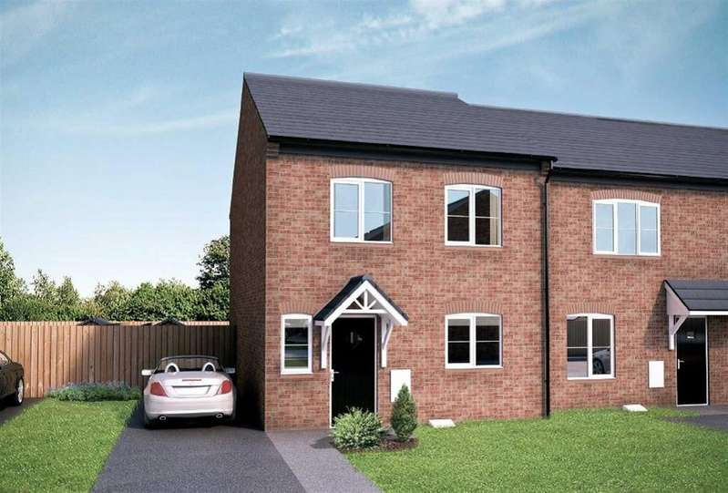 3 Bedrooms Terraced House for sale in Beckfield, Colburn, Catterick Garrison