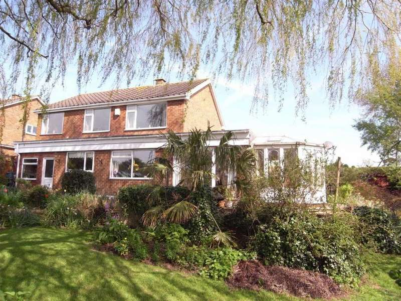 4 Bedrooms Detached House for sale in Hartlea Avenue, Darlington