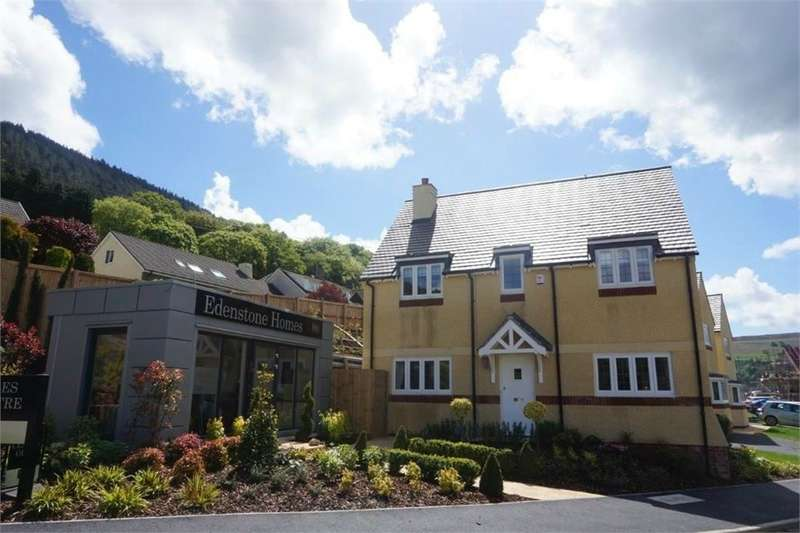 3 Bedrooms Detached House for sale in Garden View Close, Pontywaun, Newport, NP11