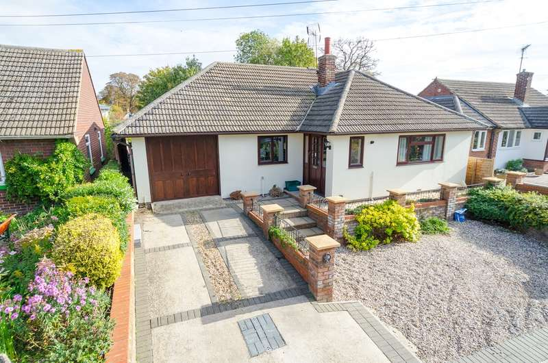 3 Bedrooms Detached Bungalow for sale in Rose Lane, Melbourn, Royston, SG8