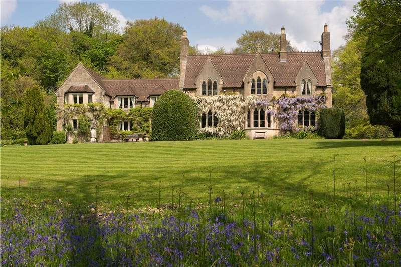 7 Bedrooms Detached House for sale in East Woodlands, Frome, Somerset, BA11