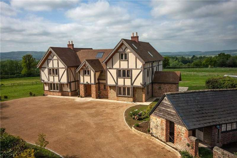 6 Bedrooms Detached House for sale in Nutbourne Lane, Nutbourne, Pulborough, West Sussex, RH20