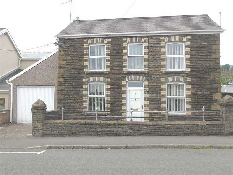 3 Bedrooms Detached House for sale in Pen Y Wern Road, Clydach, Swansea