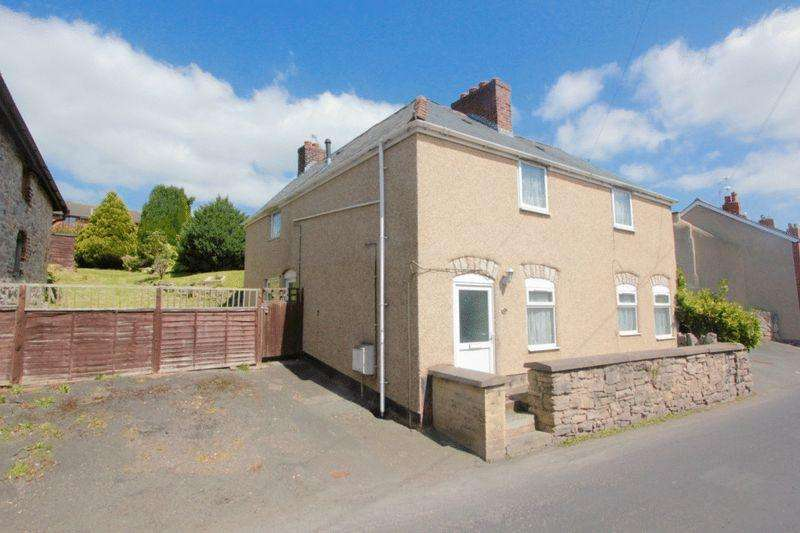 3 Bedrooms Detached House for sale in Henllan Street, Denbigh