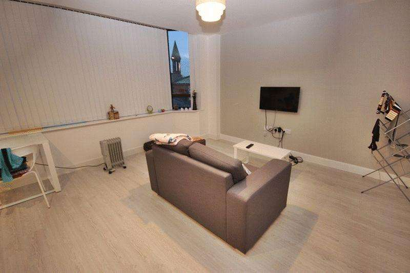 Studio Flat for sale in Provincial House, Bolton