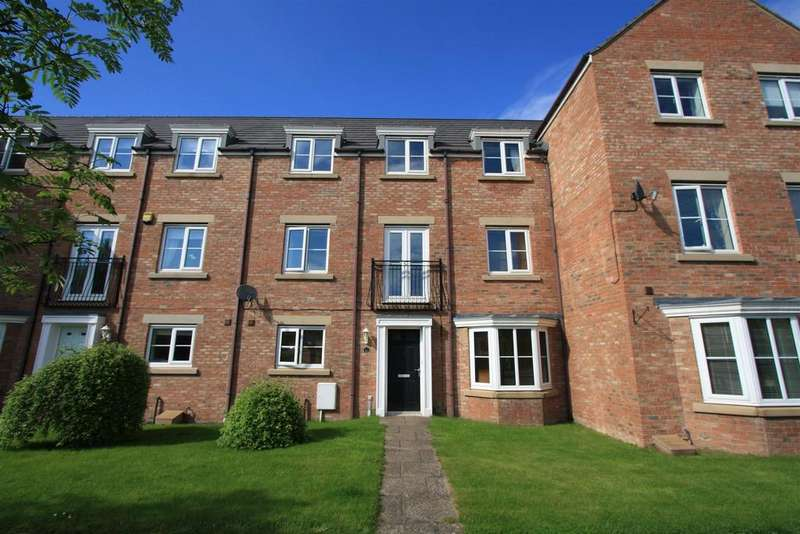 4 Bedrooms Town House for sale in George Stephenson Drive, Darlington