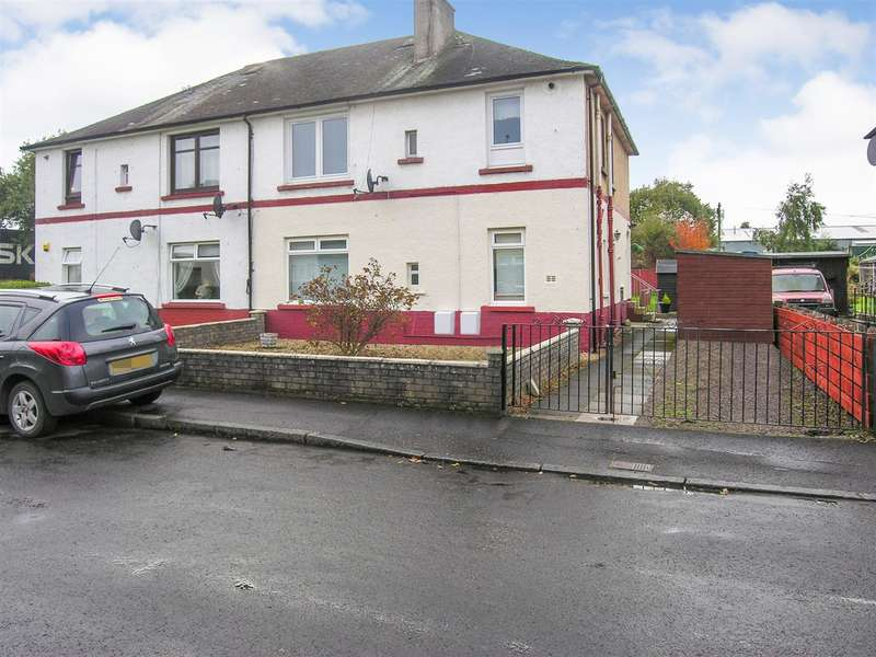 2 Bedrooms Flat for sale in Hayfield, Bainsford