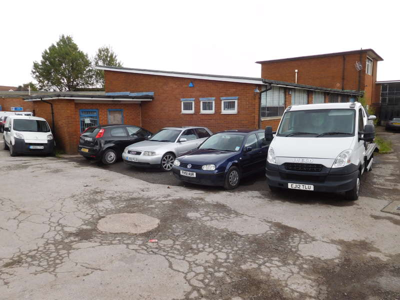 Light Industrial Commercial for rent in Old Bath House,Tenlons Road,Nuneaton,Warwickshire,CV10 7HR, Tenlons Road, Nuneaton