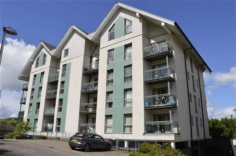 1 Bedroom Flat for sale in Royal Sovereign Apartments, Phoebe Road, Pentrechwyth