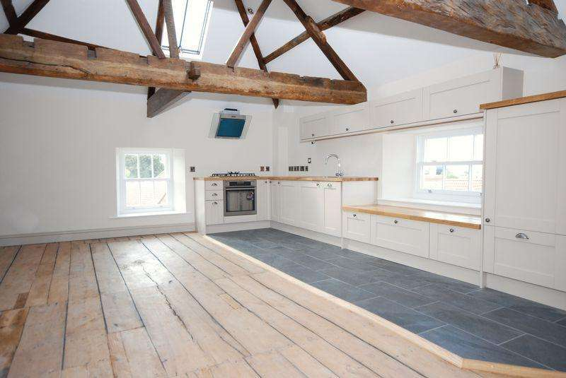 2 Bedrooms Apartment Flat for sale in The Old Guard House, Guard House Lane, Wells