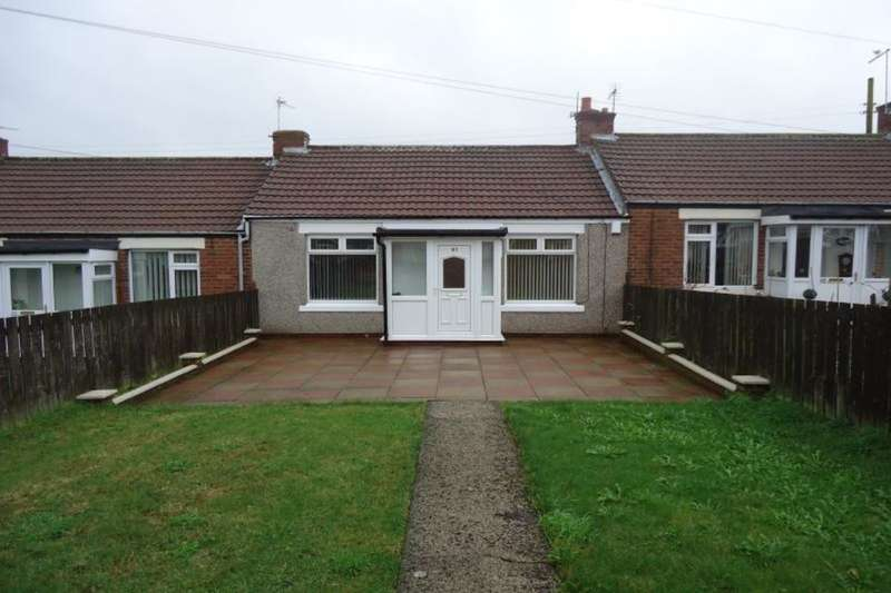 2 Bedrooms Bungalow for rent in The Avenue, Seaham, SR7