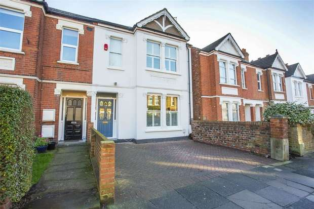 4 Bedrooms Semi Detached House for sale in Lawrence Road, Ealing