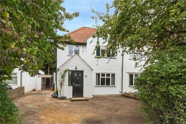 4 Bedrooms Semi Detached House for sale in 45 Thorney Lane South, Richings Park, Buckinghamshire