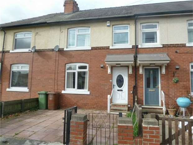 3 Bedrooms Terraced House for sale in Moorhouse Avenue, Stanley, Wakefield, West Yorkshire
