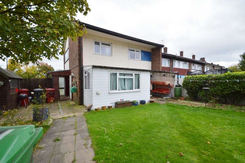 4 Bedrooms End Of Terrace House for sale in Humber Way, Langley, SL3